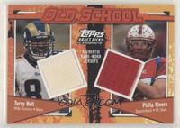 Torry Holt, Philip Rivers #/199