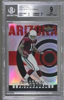 Larry Fitzgerald /199 [BGS 9 MINT]