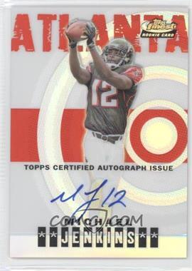 2004 Topps Finest - [Base] - Refractor #122 - Michael Jenkins /199