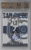 Philip Rivers /399 [BGS 9.5 GEM MINT]