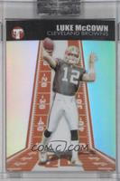 Luke McCown /1099 [ENCASED]