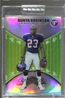 Dunta Robinson /499 [Uncirculated]