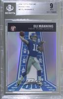 Eli Manning [BGS9MINT] #/1,099