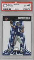 Eli Manning [PSA10]