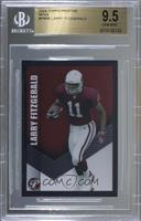 Larry Fitzgerald [BGS 9.5 GEM MINT]