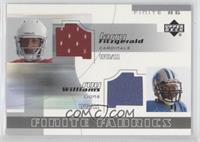 Larry Fitzgerald, Roy Williams