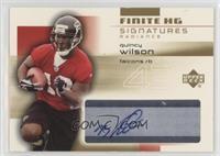 Quincy Wilson /25