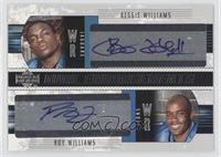 Reggie Williams, Roy Williams