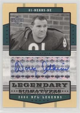 2004 Upper Deck NFL Legends - Legendary Signatures #LS-DA - Doug Atkins