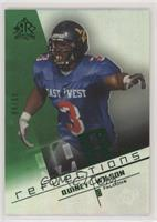Quintin Williams [Noted] #/50