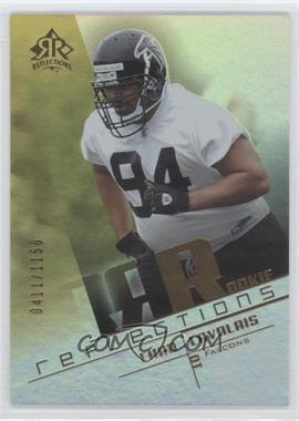 2004 Upper Deck Reflections - [Base] #229 - Chad Lavalais /1150