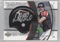 Rookie Signatures Tier Two - Matt Schaub #/699
