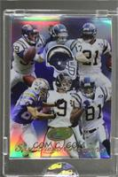 San Diego Chargers [Uncirculated] #/900