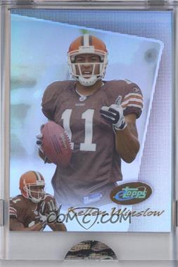 2004 eTopps - [Base] #34 - Kellen Winslow Jr.