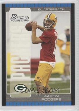 2005 Bowman - [Base] #112 - Aaron Rodgers