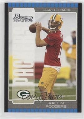 2005 Bowman - [Base] #112 - Aaron Rodgers