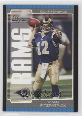 2005 Bowman - [Base] #180 - Ryan Fitzpatrick