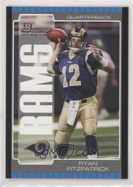 2005 Bowman - [Base] #180 - Ryan Fitzpatrick