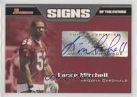 Lance Mitchell