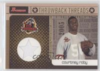 Courtney Roby #/50