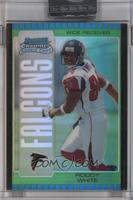 Roddy White [Uncirculated] #/399