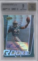 Ronnie Brown /199 [BGS 9]