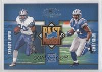 Barry Sanders, Kevin Jones #/500