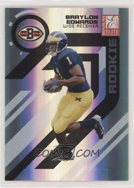 2005 Donruss Elite - [Base] - Sample #113 - Braylon Edwards