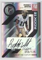 Roddy White #/125