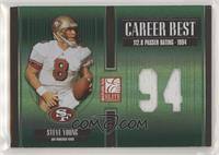 Steve Young #/94