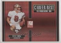 Steve Young #/1,000