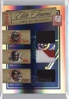 Michael Clayton, Mike Alstott, Brad Johnson /25