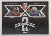 Jerry Rice, Marvin Harrison #/500
