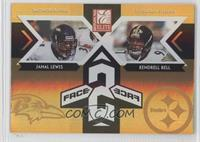 Jamal Lewis, Kendrell Bell #/1,000