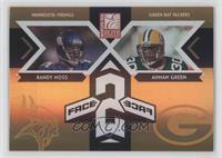 Randy Moss, Ahman Green #/1,000