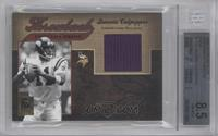 Daunte Culpepper [BGS 8.5 NM‑MT+] #/25