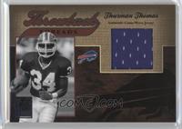 Thurman Thomas, Willis McGahee /75