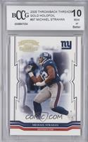Michael Strahan [BCCG Mint] #/99