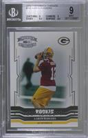 Aaron Rodgers /999 [BGS9MINT]
