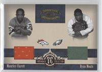 Mark Clayton, Ryan Moats /150