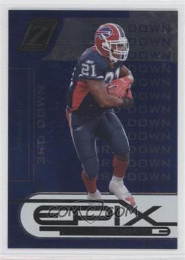 2005 Donruss Zenith - Epix - 2nd Down Purple #E-25 - Willis McGahee /250