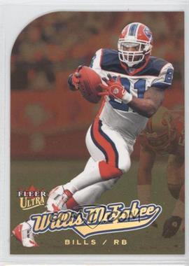 2005 Fleer Ultra - [Base] - Gold Medallion #68 - Willis McGahee