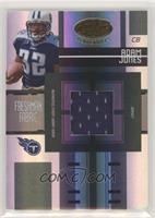 Freshman Fabric - Pac Man Jones #/1,499