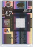 Freshman Fabric - Braylon Edwards #/499