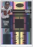 Freshman Fabric - Roddy White #/749