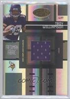 Freshman Fabric - Troy Williamson #/749