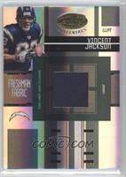 Freshman Fabric - Vincent Jackson #/1,499