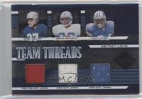 Doak Walker, Barry Sanders, Kevin Jones /50
