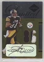 34b3cec1375 Hines Ward Serial Numbered Football Cards matching: Pittsburgh Steelers