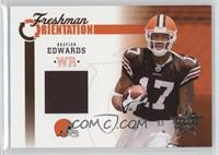 Braylon Edwards #/350